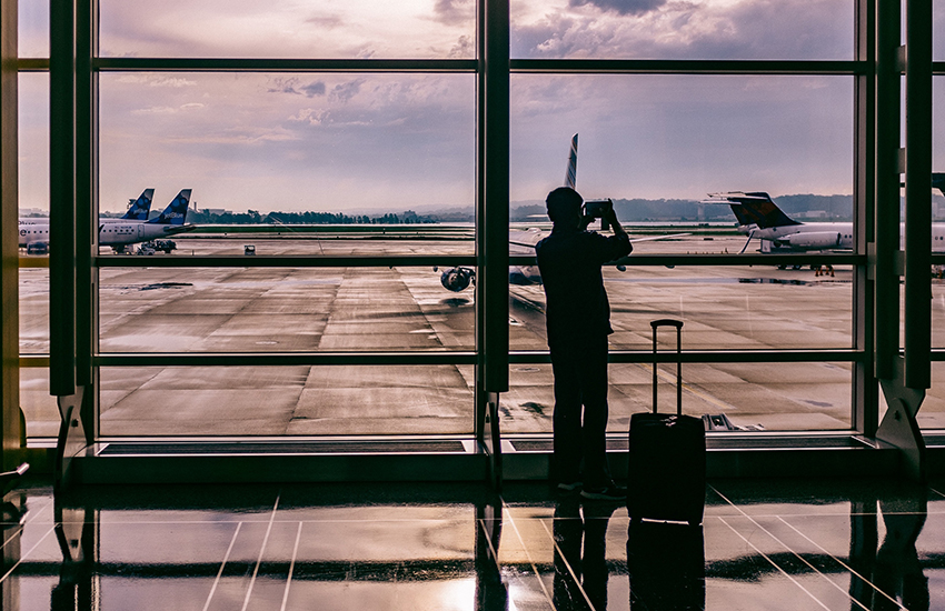 Blog: How airline marketers are using AI to improve the customer journey