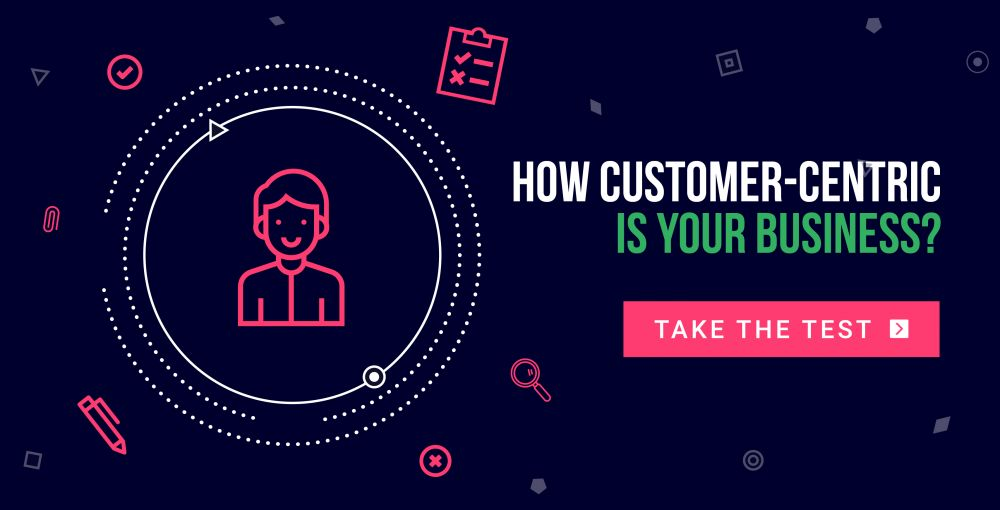 customer-centricity test banner