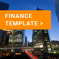 button to go to finance journey template