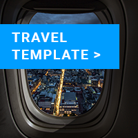 button to go to travel journey template
