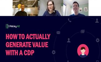 On-Demand Webinar: How to Actually Generate Value with a CDP